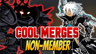 AQW- Top Free Cool Non-Member Merge Shops Part 1 + Item Showcase