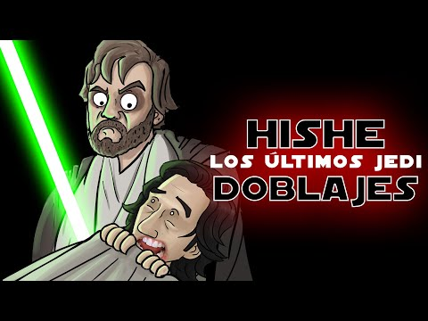 Star Wars: Los Últimos Jedi - HISHE Doblajes - (Recapitulación Cómica)
