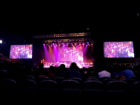 SPB sings ilamai enum poongaatru - Ilayaraaja San Jose Concert...