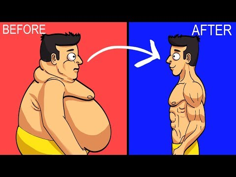 How To Lose Weight in 3 Easy Steps!