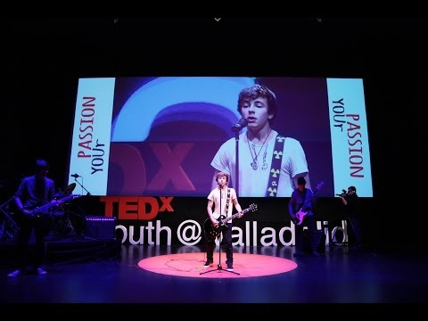 La musica lo es todo: Lost Children at TEDxYouth@Valladolid
