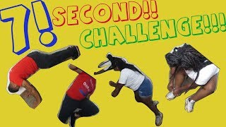 7 SECOND CHALLENGE!! MUST WATCH TO SEE WHO WON...WINNER GETS WHATEVER THEY WANT!!