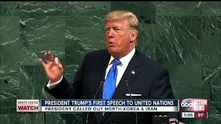 President Trump threatens