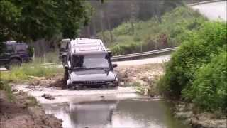 Land Rover Discovery TD5 Extreme offroading *JR İKİZLER//TWINS JR*