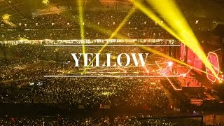 download lagu Coldplay - Yellow Live 2017 A Head Full Of gratis