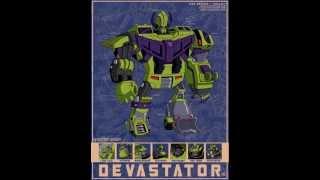 transformers constructicon devastator
