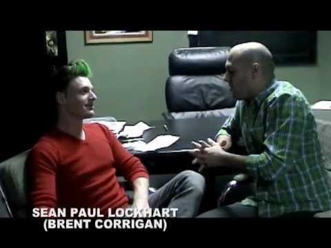 Sean Paul Lockhart (brent Corrigan) Interview At The Interbelt Nite Club - Nov. 2012 video