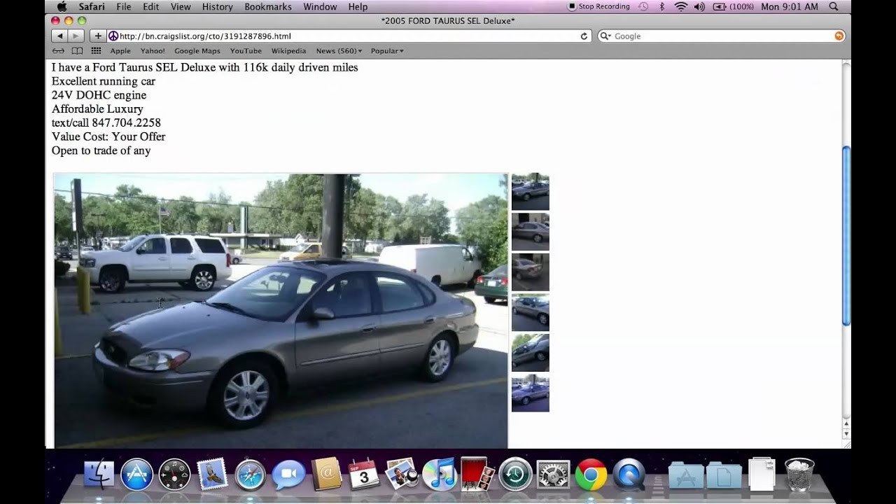 Craigslist Used Cars For Sale By Owner In Southern Illinois
