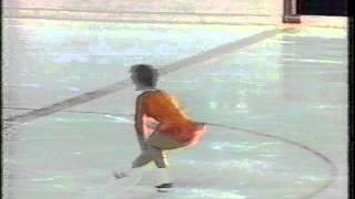 Dorothy Hamill - 1976 Olympics - Short Program