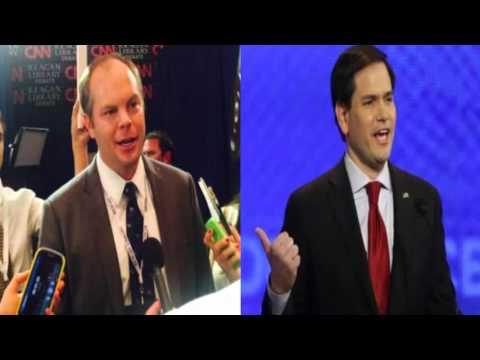NH Radio Host Tell Rubio Spokesman That Rubio Looks 10 Years Younger Than Him