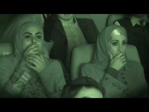Paranormal Activity ... or The Infidel spoof