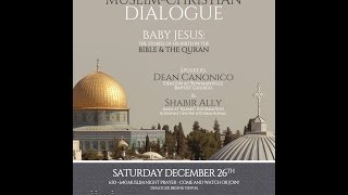DIALOGUE I Baby Jesus: The Stories of His Birth in the Bible & the Qur'an