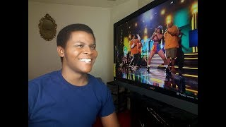 "Download Lagu BRUNO MARS Ft. CARDI B - 2018 Grammy's ""Finesse"" (REACTION) Gratis STAFABAND"