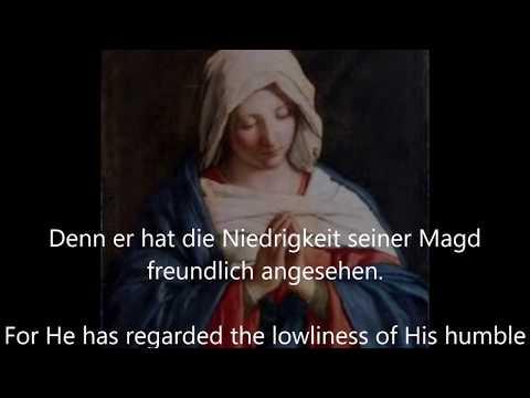 Феликс Мендельсон - Magnificat, Op. 69, No. 3
