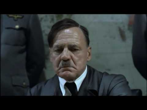 Hitler plans to run against Obama in the 2012 Presidential Election