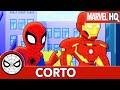 Aventuras de Súper Héroes de Marvel l ¡Mio!