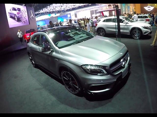 New 2017 Mercedes-Benz GLA 45 AMG