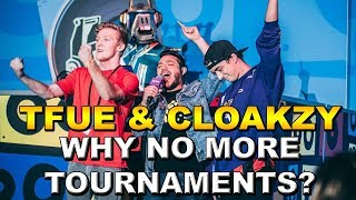Tfue DOES NOT Want To Play Pro Tournaments! (HERE'S WHY IT'S NOT WORTH IT)