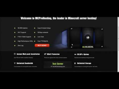 MCProHosting Review