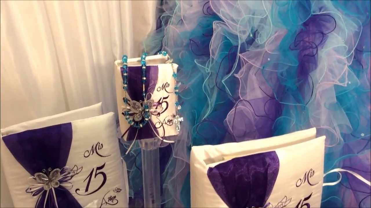 Special Quinceanera Butterfly Theme Package 1 YouTube