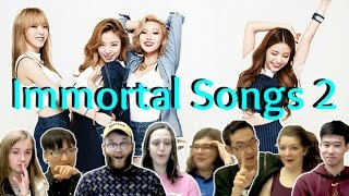 Download Lagu Classical Musicians React: MAMAMOO Immortal Songs 2 (Part 1) Gratis STAFABAND