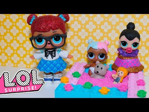 Сюрпризы и Куклы ЛОЛ ДЕТСКИЙ САД Новая воспитательница Видео для детей | Данила плей тв