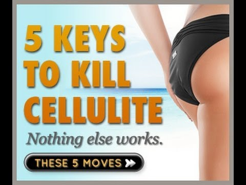 How to Get Rid of Cellulite on Legs – Cellulite on Thighs How to