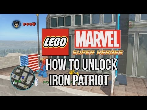 Iron Patriot Lego Iron Patriot Lego Marvel