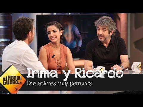 """Ricardo Darín: """"Inma Cuesta y yo tenemos una hija"""" - El Hormiguero 3.0"""