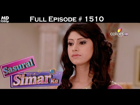 Sasural Simar Ka - 21st May 2016 - ससुराल सिमर का - Full Episode thumbnail