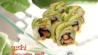 Sushi dragon roll - Kotlet.TV
