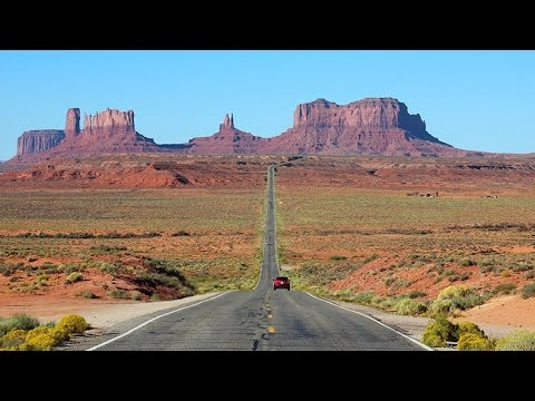 Grand Circle Tour I - Ep 21 - US Highway 163 & Monument Valley