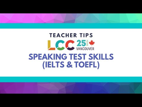 """Speaking Tip for IELTS/TOEFL - """"Give examples"""""""
