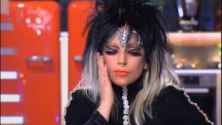 Les larmes de Lady Gaga dans C à vous le 31 octobre!