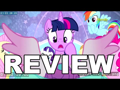 My Little Pony The Crystalling Review