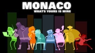 Monaco: What's Yours Is Mine | Gameplay Launch Trailer [EN] (2013) | HD