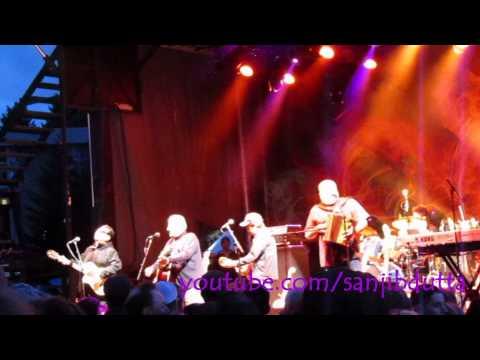 Los Ojos de Pancha - Los Lobos live! @ Surrey Fusion Festival