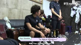 [ENG] 130917 BTS Episode   BTS Surprise Party for Jungkook