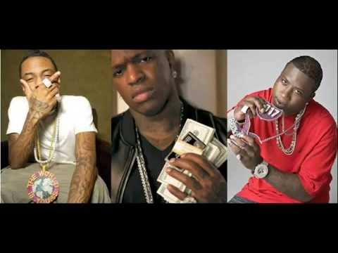 Soulja Boy ft. Gucci Mane & Birdman - Swag Flu Music Videos