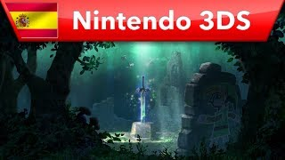 The Legend of Zelda: A Link Between Worlds - Tráiler de lanzamiento (Nintendo 3DS)