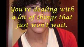 Watch Jonas Brothers Dear God video
