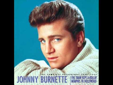 Johnny Burnette - Angry At The Big Oak Tree  (Hampton-Hilliard)