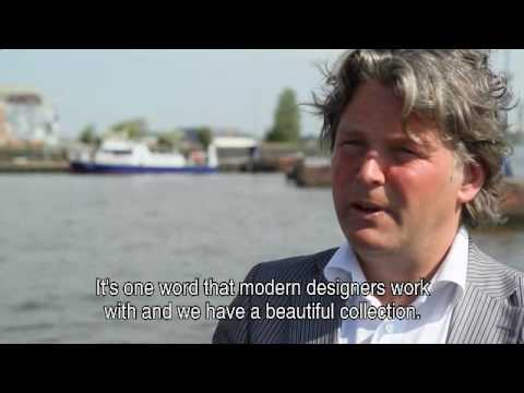Michael Huyser tells about craft and design at the Zuiderzeemuseum (ENG subtitled)