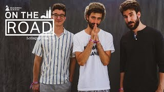 "AJR On Loving Festival Shows & ""Old Town Road"" Mashup 