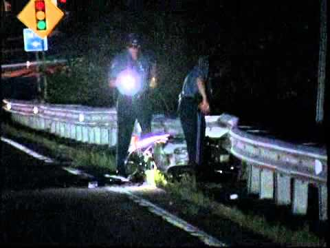 Rt. 24 North, exit 18 Brockton M-cycle MVA