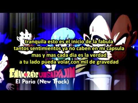 """Rap de Vegeta - """"Mi bulma"""""""