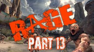 RAGE Walkthrough Part 13 Mutant Bash TV - KING OF THE RING Let's Play (Gameplay & Commentary)