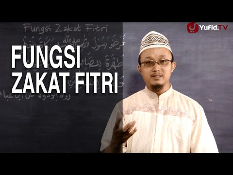 Tausiyah Ramadhan 25: Fungsi Zakat Fitri - Ustadz Aris Munandar