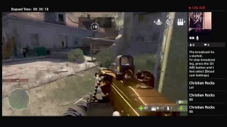 Dead Aliance game play