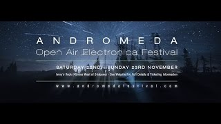 Andromeda Festival: 22nd-23rd November, Brisbane Australia